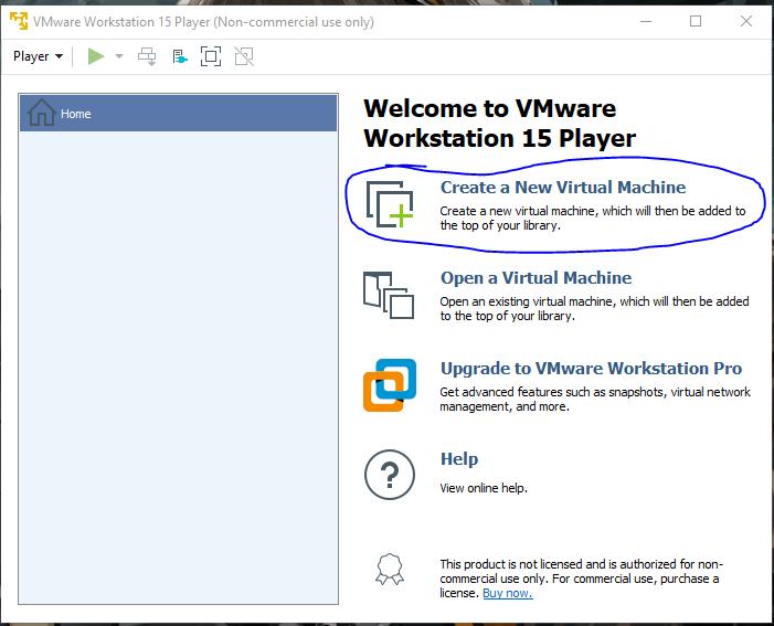 Vmware Workstation 15 Networking